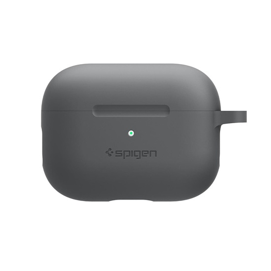 SPIGEN SILICONE FIT APPLE AIRPODS PRO CHARCOAL (ASD00536)
