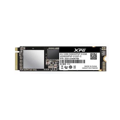 ADATA SSD  512GB XPG SX8200 Pro M.2 PCIe | M.2 2280 (ASX8200PNP-512GT-C)