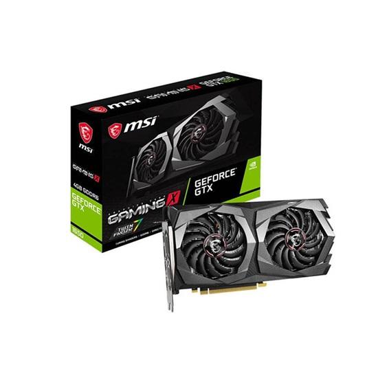 VGA MSI GeForce GTX 1650 4GB D6 Gaming X (V387-002R) (MSIV387-002R)