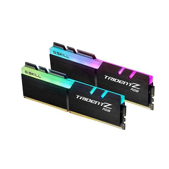 G.Skill RAM Trident Z DDR4 3600MHz RGB For AMD 16GB Kit (2x8GB) (F4-3600C18D-16GTZRX) (GSKF4-3600C18D-16GTZRX)