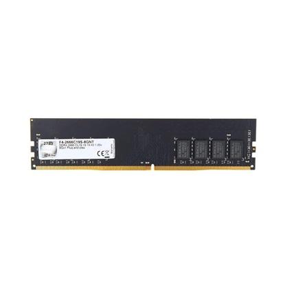 G.Skill RAM DDR4-2666MHz 8GB (1x8GB) (F4-2666C19S-8GNT) (GSKF4-2666C19S-8GNT)