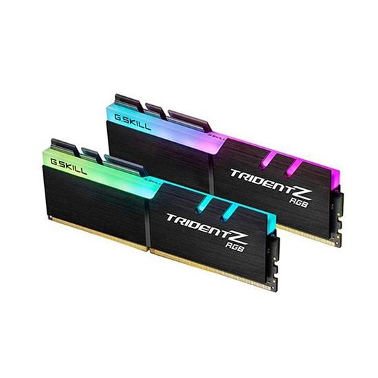 G.Skill RAM Trident Z RGB (For AMD) DDR4 3200MHz 16GB Kit (2x8GB) (F4-3200C16D-16GTZRX) (GSKF43200C16D16GTZRX)