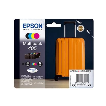 Epson Μελάνι Inkjet 405 Multipack (C13T05G64010) (EPST05G640)