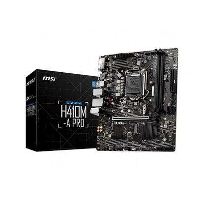 MSI H410M-A PRO (1200) (7C89-008R) (MSI7C89-008R)
