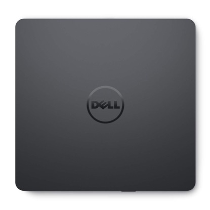 Dell Slim DW316 - DVD±RW (±R DL) / DVD-RAM drive - USB 2.0 - external (784-BBBI)