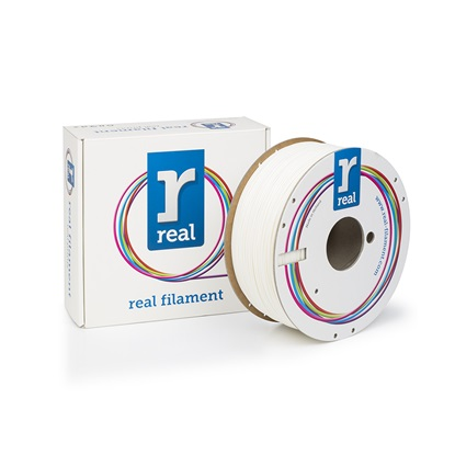 REAL ABS 3D Printer Filament - White - spool of 1Kg - 1.75mm