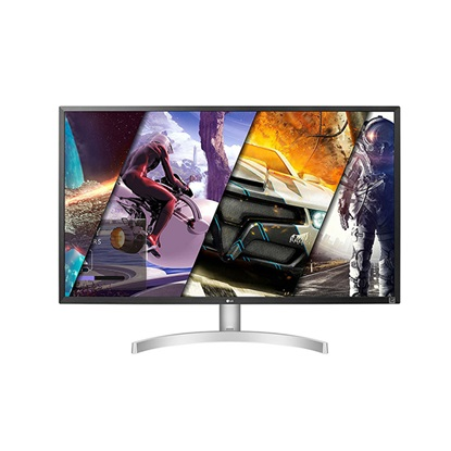 LG 32UL500-W Led 4K UHD Monitor 32'' with Speakers (32UL500-W) (LG32UL500W)