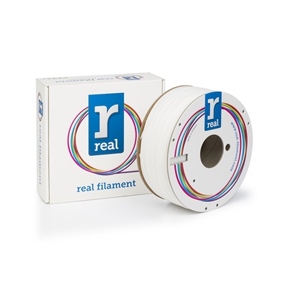 REAL HIPS 3D Printer Filament - Neutral - spool of 1Kg - 1.75mm (REFHIPSNEUTRAL175MM1000)