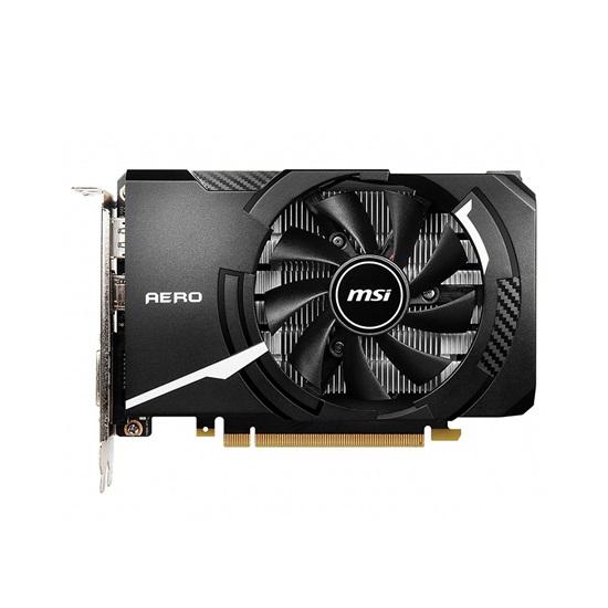 VGA MSI GeForce GTX 1650 4GB D6 Aero ITX OCV1  (V809-3610R (MSIV809-3610R)