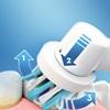 Οδοντόβουρτσα Ηλεκτρική Braun Λευκό (16.524.1U) (BRAPRO770)
