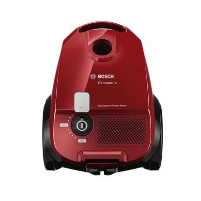 Ηλεκτρική Σκούπα με σακούλα Bosch Compaxx'x Κόκκινο (BZGL2A310) (BSHBZGL2A310)