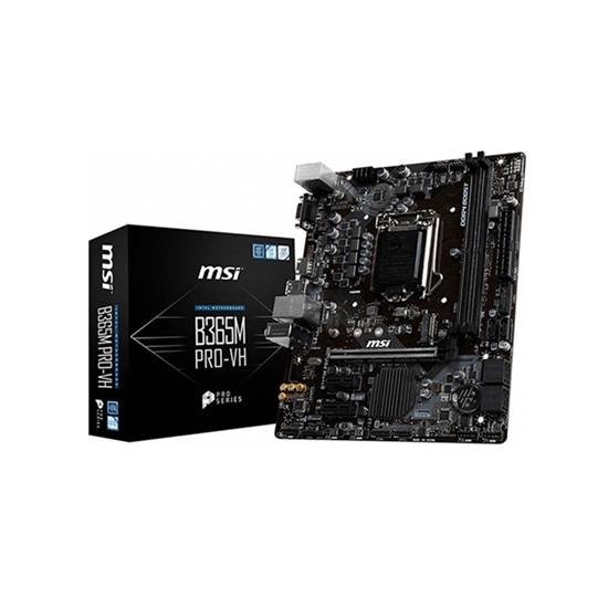 MSI B365M PRO-VH Motherboard LGA1151 (7C31-004R) (MSI7C31-004R)