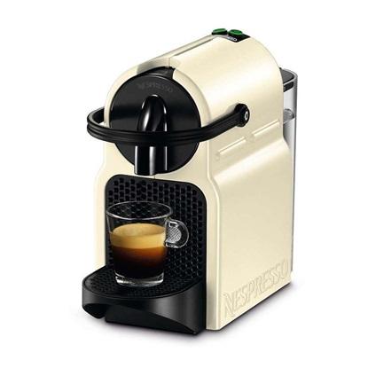 Μηχανή Espresso Delonghi Inissia Nespresso Vanilla Cream (EN80CW) (DLGEN80CW)