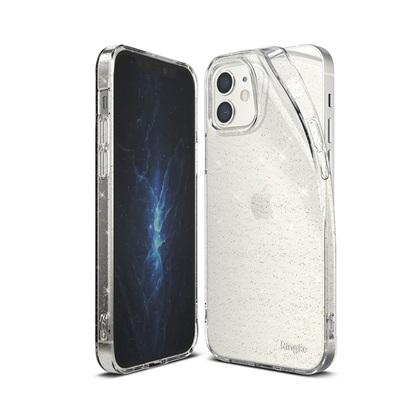 Ringke Air Back Cover Glitter Clear iPhone 12 Mini (ARAP0039) (RINARAP0039)