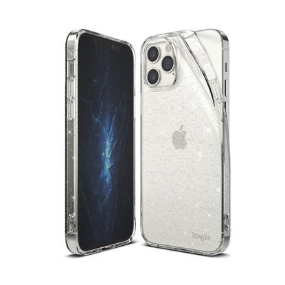 Ringke Air Back Cover Glitter Clear iPhone 12/12 Pro (ARAP0040) (RINARAP0040)