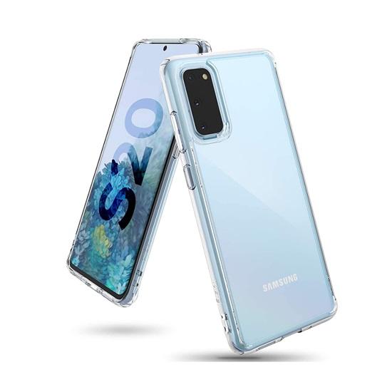 Ringke Fusion Back Cover Clear Galaxy S20 FE (FMSG0007) (RINFMSG0007)