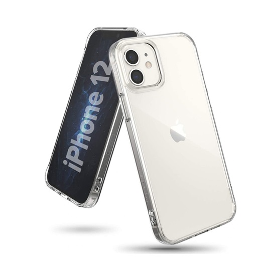 Ringke Fusion Back Cover Clear iPhone 12 Mini (FSAP0052) (RINFSAP0052)