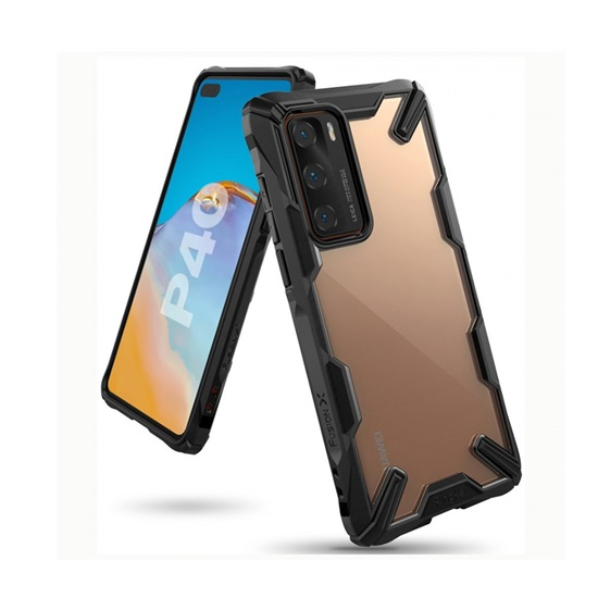 Ringke Fusion X Huawei P40 Black (FUSG0053) (RINFUSG0053)