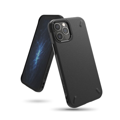 Ringke Onyx iPhone 12/12 Pro Black (OXAP0022) (RINOXAP0022)