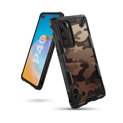 Ringke Fusion X Huawei P40 Camo Black (XDSG0031) (RINXDSG0031)