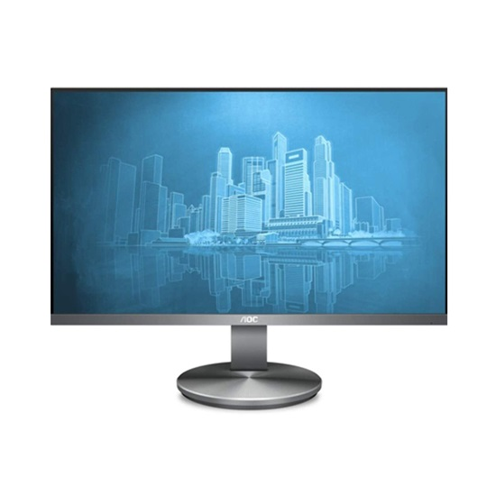 AOC I2490VXQ/BT Led FHD Monitor 24'' with speakers (I2490VXQ/BT) (AOCI2490VXQ/BT)