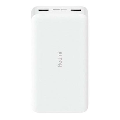 Xiaomi Redmi 18W Fast Charge 20000mAh White Global (VXN4285GL) (XIAVXN4285GL)