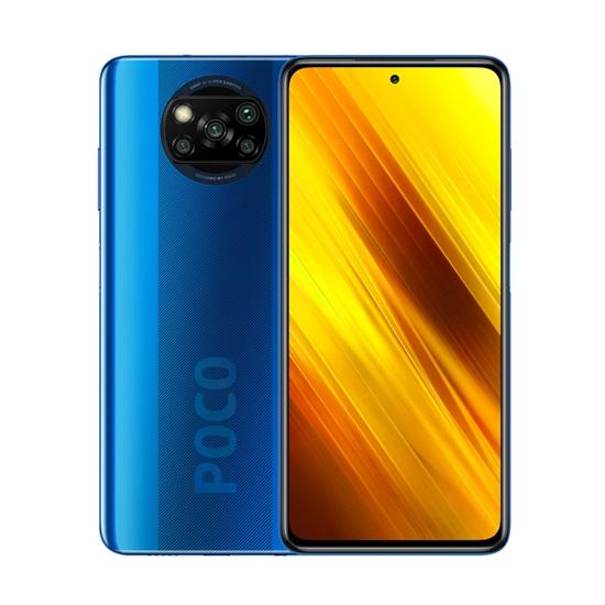 Xiaomi Pocophone X3 NFC Dual Sim 6GB RAM 128GB - Blue EU (XIAPOCX36128BL)