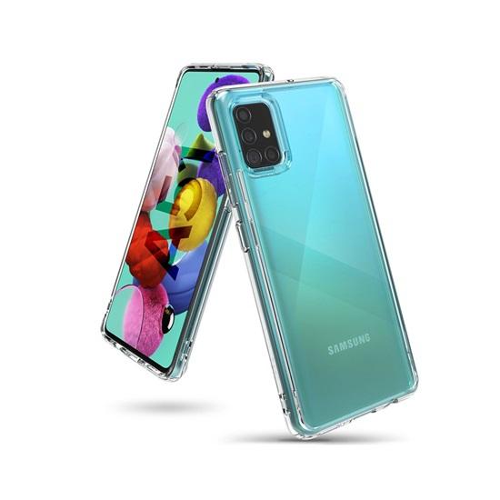 Ringke Fusion Back Cover Clear Galaxy A51 (FSSG0077) (RINFSSG0077)