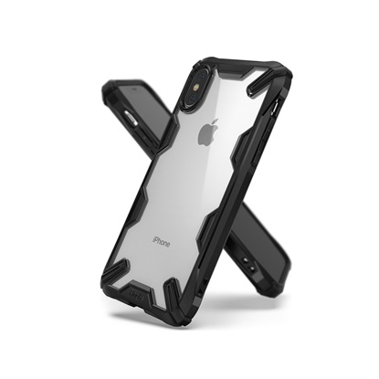Ringke Fusion X iPhone X/XS Black (FUAP0005) (RINFUAP0005)