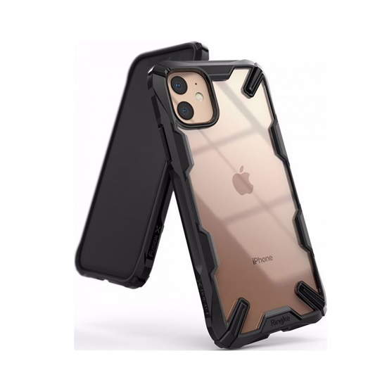 Ringke Fusion X iPhone 11 Pro Black (FUAP0016) (RINFUAP0016)
