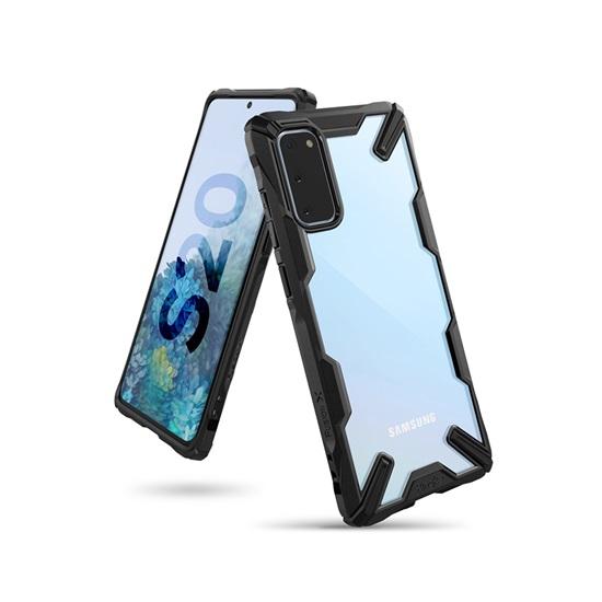 Ringke Fusion X Galaxy S20 Black (FUSG0041) (RINFUSG0041)