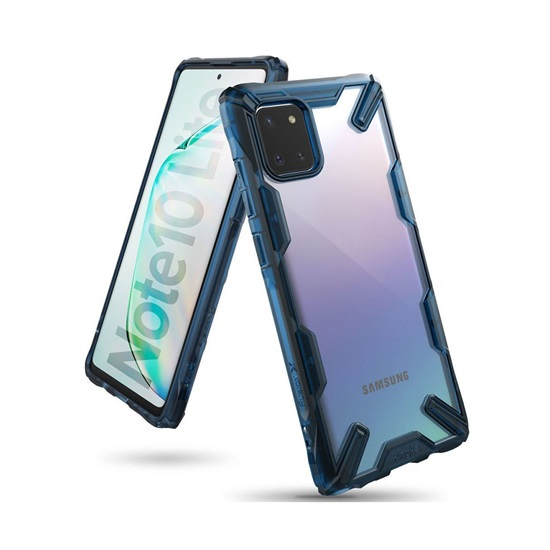Ringke Fusion X Galaxy Note 10 Lite Space Blue (FUSG0048) (RINFUSG0048)