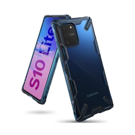 Ringke Fusion X Galaxy S10 Lite Space Blue (FUSG0050) (RINFUSG0050)