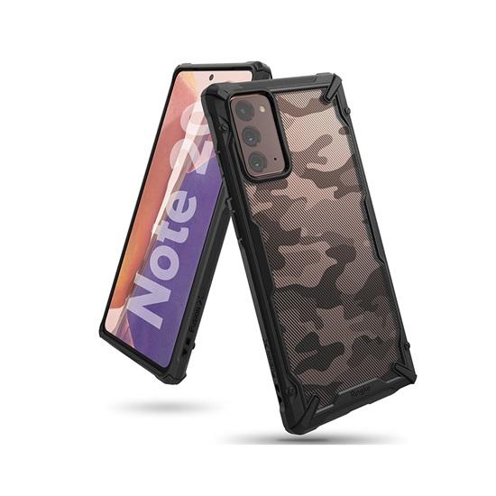 Ringke Fusion X Galaxy Note 20 Camo Black (XDSG0035) (RINXDSG0035)