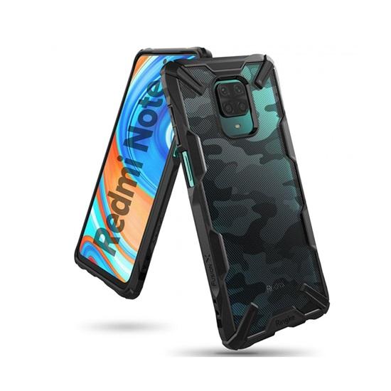 Ringke Fusion X Xiaomi Redmi Note 9s/9 Pro/9 Pro Max Camo Black (XDXI0008) (RINXDXI0008)