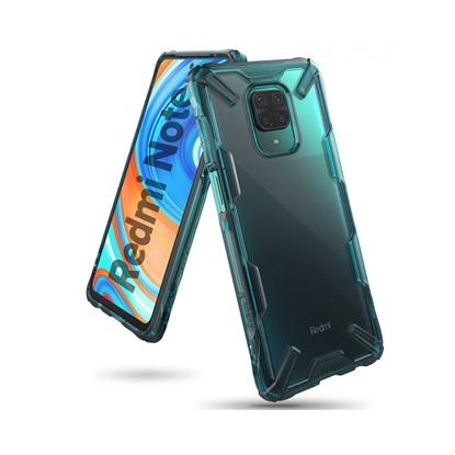 Ringke Fusion X Xiaomi Redmi Note 9s/9 Pro/9 Pro Max Turquoise Green (FXXI0021) (RINFXXI0021)