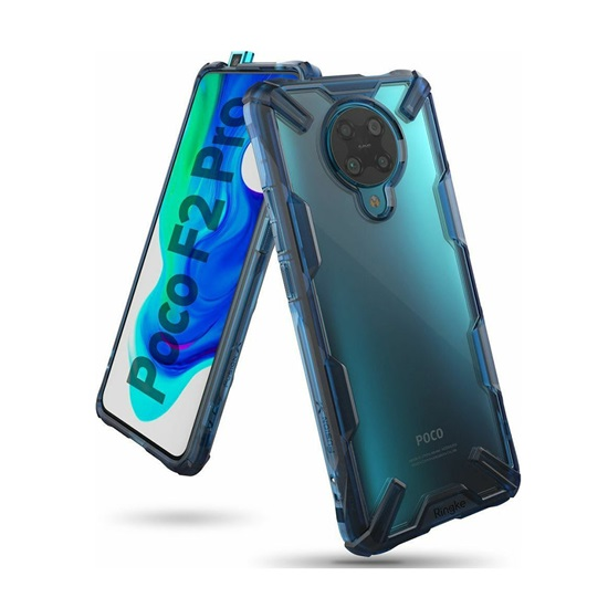 Ringke Fusion X Xiaomi Poco F2 Pro Space Blue (FXXI0023) (RINFXXI0023)