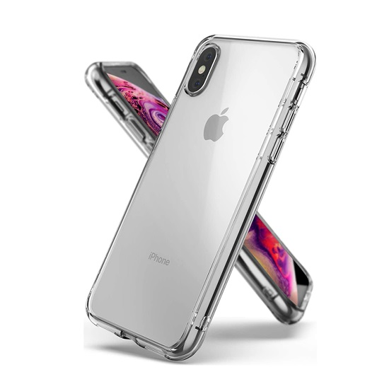 Ringke Air Back Cover Clear iPhone X/XS (ARAP0013) (RINARAP0013)