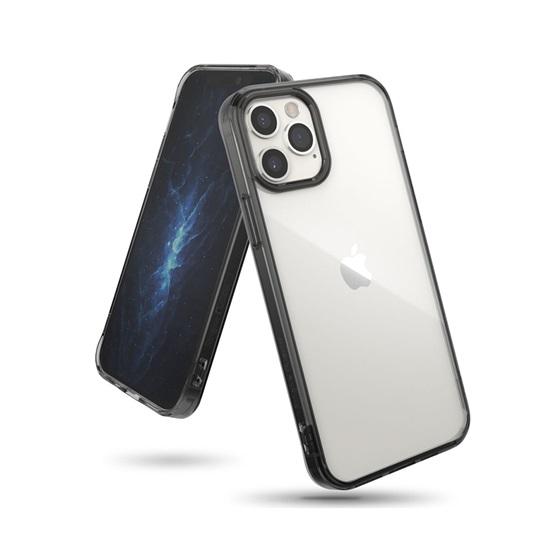 Ringke Fusion Back Cover Smoke iPhone 12/12 Pro (FSAP0055) (RINFSAP0055)