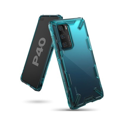 Ringke Fusion X Huawei P40 Turquoise Green (FUSG0054) (RINFUSG0054)