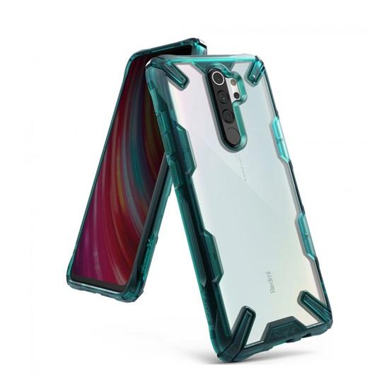 Ringke Fusion X Xiaomi Redmi Note 8 Pro Turquoise Green (FXXI0017) (RINFXXI0017)