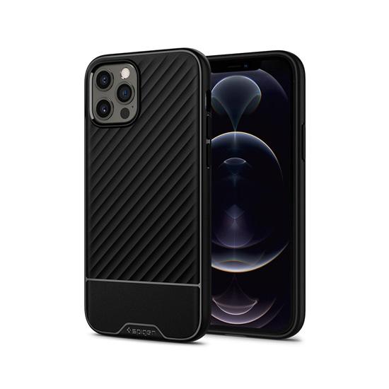 Spigen Core Armor iPhone 12 Pro Max Black (ACS01471) (SPIACS01471)