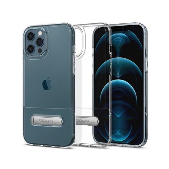 Spigen Slim Armor Essential S iPhone 12 Pro Max Crystal Clear (ACS01487) (SPIACS01487)