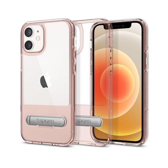 Spigen Slim Armor Essential S iPhone 12 Mini Crystal Clear (ACS01553) (SPIACS01553)