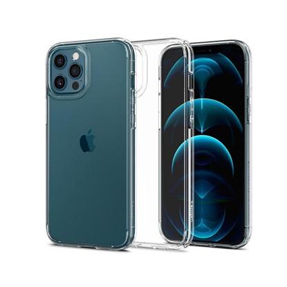 Spigen Ultra Hybrid iPhone 12 Pro Max Crystal Clear (ACS01618) (SPIACS01618)