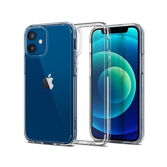 Spigen Ultra Hybrid iPhone 12 Mini Crystal Clear (ACS01745) (SPIACS01745)