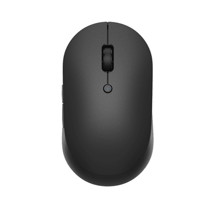 Mi Dual Mode Wireless Mouse Silent Edition (Black) (HLK4041GL) (XIAHLK4041GL)