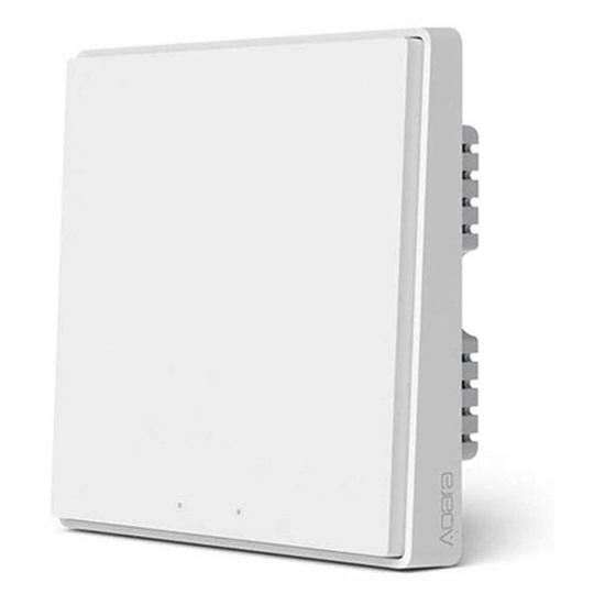 Xiaomi Aqara Mi Mijia Smart Home Switch D1 Wall Plug Double Gang Single Fire ZigBee (QBKG22LM) (XIAQBKG22LM)