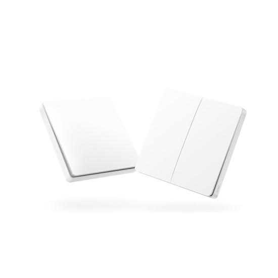 Xiaomi Aqara Mi Mijia Smart Home Switch D1 Wall Plug Double Gang Zero Fire ZigBee (QBKG24LM) (XIAQBKG24LM)