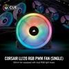 Corsair Case Fan LL120 120mm RGB Dual Light Loop PWM (CO-9050071-WW) (CORCO-9050071-WW)